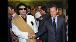 Financement occulte: l'interview de Kadhafi qui accuse