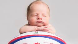 14 photos de bébé: la série la plus mignonne de tous les temps