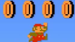 La chanson thème de «Super Mario Bros» jouée à la (très) ancienne