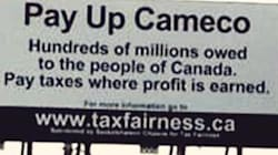 Taxpayers Tell Corporation To Pay