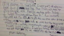 Cette petite fille a envoyé une lettre très intelligente au fabricant de jouets