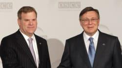 Canada-Ukraine Relationship Gets