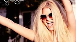 Jessica Simpson, In A