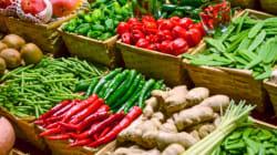 Sept façons de devenir végétalien - Frédéric