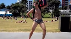 Canada's Favourite Speedo-Clad YouTube Star Denied Sochi
