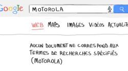 Google vend Motorola à