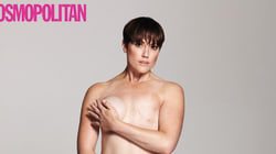 Breast Cancer Survivor Poses Nude For