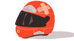 Schumacher: le