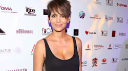 Halle Berry's Sexy Return To The Red