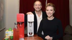 Scarlett Johansson And Oxfam Part Ways Over SodaStream