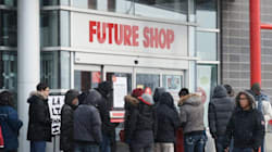 Près de 950 employés de Best Buy et Future Shop perdent leur emploi au