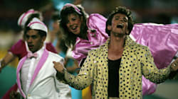 11 Most Random Super Bowl Halftime Shows Of All