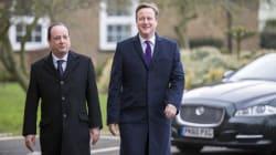 Pour Cameron, Hollande a choisi