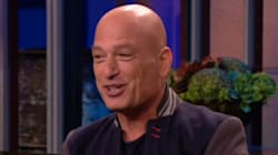 WATCH: Howie Mandel Gets Over His Germaphobia In A Bizarre