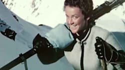WATCH: The First Ever Heli-Skiing