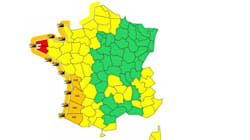 Le Finistère placé en vigilance