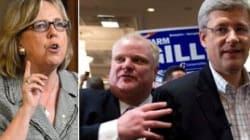 Elizabeth May: 'Tough On Crime' Harper Should Urge Ford To