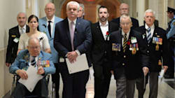 Vets Groups To Harper: Focus More On Us, Less On Old