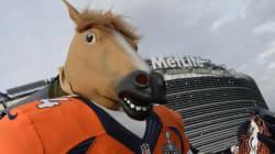 Super Bowl : Les partisans rivalisent d'originalité
