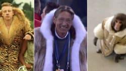 VOTE: Joe Namath vs. Ikea Monkey: Who Wore It