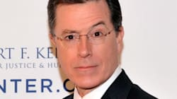 WATCH: Stephen Colbert And An Eagle Sell