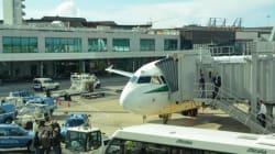 Ancora un calo per il traffico aeroportuale