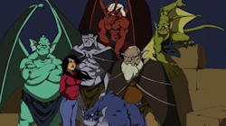 'Gargoyles' Lives Again ... For Americans (And Canadians With IP