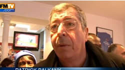 Patrick Balkany excédé confisque une caméra de