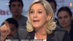 Quand Marine Le Pen relaye la folle rumeur sur la théorie du