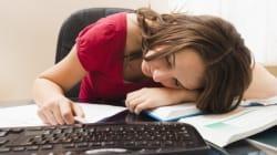 Lavorare (troppo) stanca