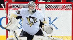Les Rangers battent les Penguins 5-1 et évitent l'élimination lors du 5e