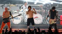 Super Bowl: les instruments des Red Hot Chili Peppers étaient