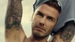 A bundinha do Beckham é o melhor do Super Bowl
