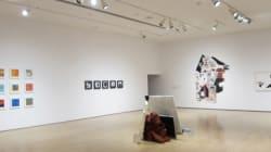 «Collages: gestes et fragments» au Musée d'art contemporain