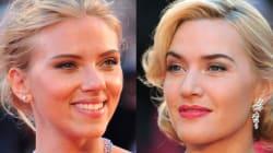 Kate Winslet et Scarlett Johansson posent sans