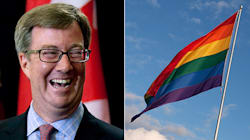 Ottawa Mayor's Reaction To Olympic Pride Flag Comment Is