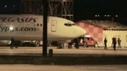 Tentative de détournement d'un avion ukrainien contre les JO de