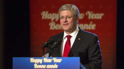 Stephen Harper Marks Chinese New Year By Announcing China Trade