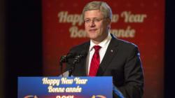 Stephen Harper souligne le Nouvel An chinois en parlant d'échanges