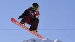 角野、スノーボード男子スロープスタイルで8位入賞