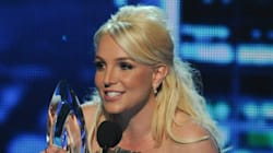 Britney Spears n'est plus blonde