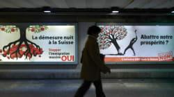 Les Suisses votent pour une limitation de l'