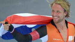 Sotchi 2014: triplé néerlandais sur 500 m en patinage de