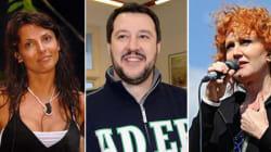 Salvini litiga con la Mannoia su Twitter su soldi e Sanremo