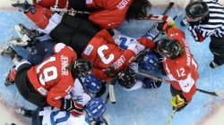 Sotchi 2014: le Canada défait la Finlande 3-0 en hockey
