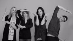 Vidéo et pièce de monnaie : Caroline Néron en mode
