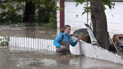 Calgary Flood Forecast 10 Days Before