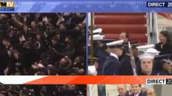 Entre Hollande et Sarkozy, les chaînes d'infos ne savent plus où donner de la