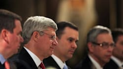 Key To Harper Re-Election? His Wife, Leaked Docs