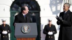 Hollande parle mieux l'anglais que Obama le